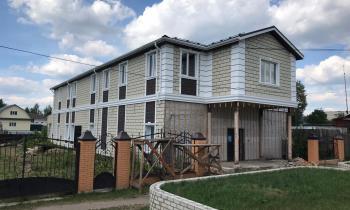 Строительство офисного здания в г. Киржач